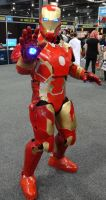 Iron Man 01 by lizardman22