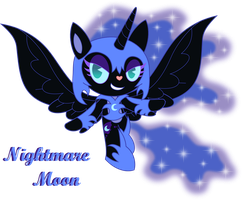 HTF Nightmare Moon :RQ: by Elica1994