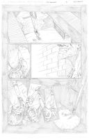The Basement Page 5 Pencils by NJValente