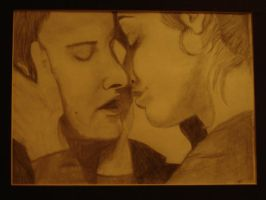 kiss by scullylam
