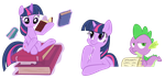 MLP Online Twilight Vectors by Stinkehund