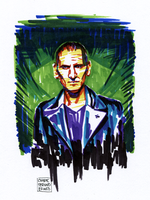 the ninth doctor by characterundefined