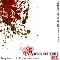 Morticulture CD Cover by NewLine