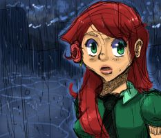 but it's already raining by sorbetskies