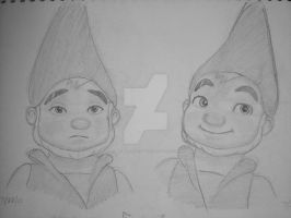 Gnomeo Bluebury by animefan15123