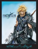 Cloud Strife: His story by JustArt27