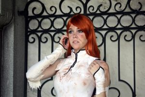 Battle Torn Orhime by GS-Force