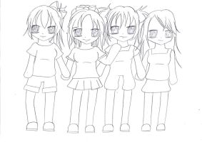 4 Friends... :3 by Tammyyy