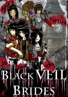 Black Veil Brides Carnival by SlicedBerry-Pro