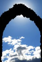 Gate to Heaven... by Yancis