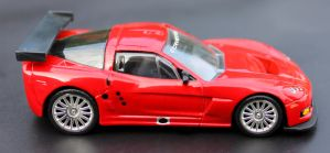 2005 Corvette C6-R by boogster11