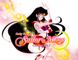 Sailor Moon 2013! Mars Promo by scpg89