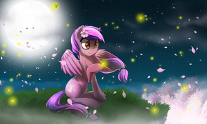 Moonlight Blossom by Malifikyse