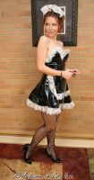 Chained Maid 2 by bound-nicole-babe78
