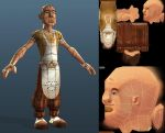 Settlers 7 Baker Wireframe by polyphobia3d