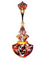 Natsumi  Trickster bottle by Sunrise-oasis