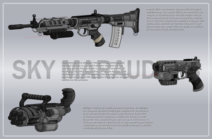 Sky Marauders Set (Request) by MOAB23