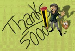 5000 pageviews by anapeig