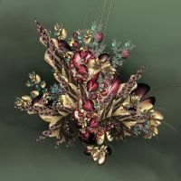 Fractal Bouquet by 12GO