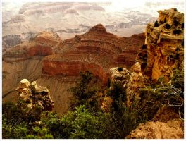 Grand Canyon by darosskyler