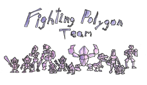 Fighting Polygon Team. vs.12 by PowerCristal