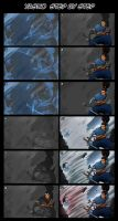 Yasuo step by step by Mixglasses