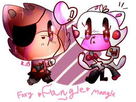 Fangle by Kittybellgamer