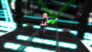 [MMD] Luka Luka Night Fever by HestiaSama