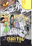 Fairy tail the lost quest: The Desolation of smaug by Tommorello16