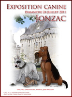.: Exposition canine, Jonzac. by Meoxie