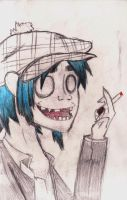 Hiya Mr. 2D by radioheadsgirl118