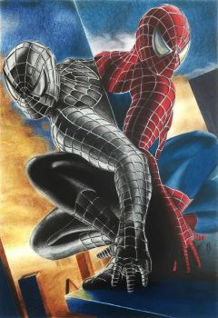 Spider-Man 3 The Battle Within by Jansen34