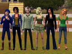 VT related sims by LAngel2