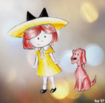 Madeline et Genevieve by NatPal