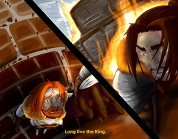 Long Live the King by RoniBro
