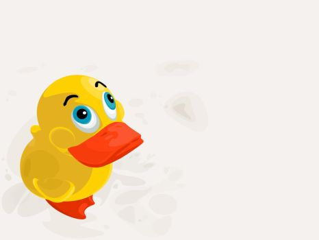 Rubber Ducky by j0nzj