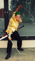 Hapsu Cosplay - Roronoa Zoro by Hapsu-cosplay