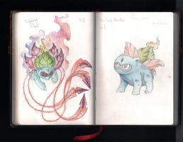 Pokemon Fusion - ? by alchemy-ring