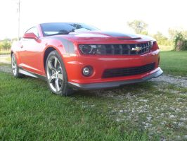 2010 camero by skullxxdoll