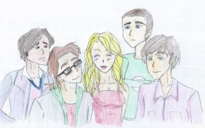 DAY 9: Favourite TV Show by x3CoOki3zx3