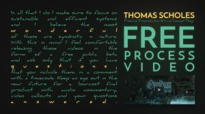 Free Process Video of Oppidum Returns by TomScholes