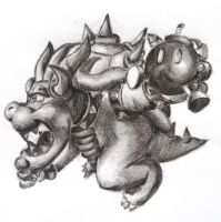 Bowser by dAGamers