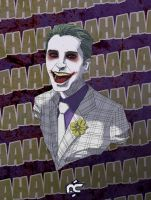 The Joker: Jared Leto by Ptratux