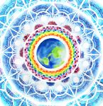 Earth Mandala Pure with Soul by LOVE-Mandala