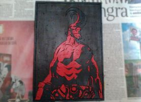 Hellboy (Final Part) by Nolicedul
