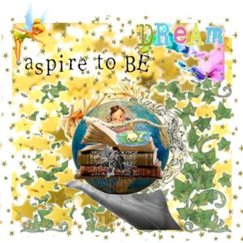 Inspire to Be by 1LOVEart
