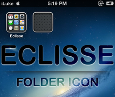 Eclisse Folder Icon Background by HorizonIndustries