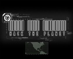 Hack the Planet Wallpaper 1280 by AmoX-ZonE