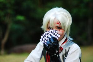 "DGM: Cheating boy ""A"" by Kynkyn"