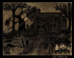 The Burial by johnfboslet2001